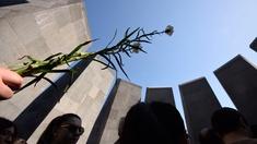 Genozid Denkmal in Jerewan