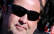Josef Pröll mit Sonnenbrille