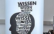 Ein Plakat der Uni Graz