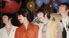 Archivaufnahme der Beatles