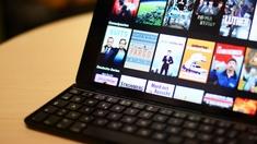 Netflix-Vorschau, iPad