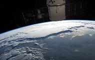 Blick von der ISS