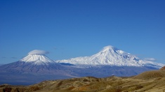 Berg Karabach – der Ararat