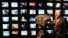 Eine TV-Wall