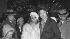 Faye Dunaway und Warren Beatty
