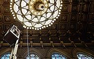 Lüster im Wiener Rathaus