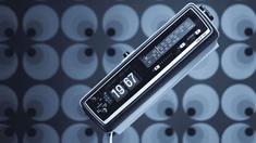 Ein Radio aus den 70er-Jahren