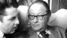 Heinz Fischer und Bruno Kreisky