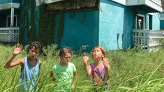 Filmstill - The Florida Project