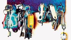 Schlüsselbord