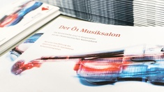 Musiksalon-Folder