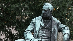 Adalbert Stifter, Denkmal