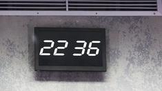 Digitale Uhr
