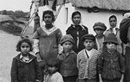 Roma-Siedlung Mörbisch, 1930er Jahre