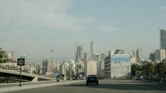 Von West-Beirut nach Ost-Beirut.