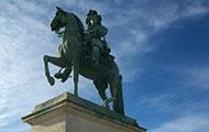 Reiterstandbild Ludwig XIV.