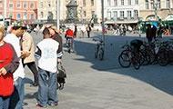 Menschen in Graz
