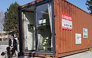 Der LIVIN(G) Container