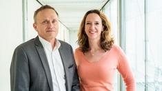 Stefan Kappacher und Nadja Hahn