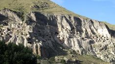 Das Höhlenkloster von Vardzia