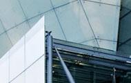 Festspielgebäude, Glaselemente