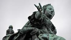 Das Maria-Theresien-Denkmal