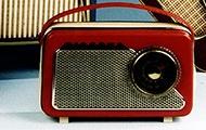 50er-Jahre Radio