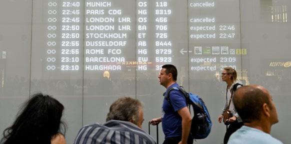 Chaos Am Flughafen Wien Oe1orfat