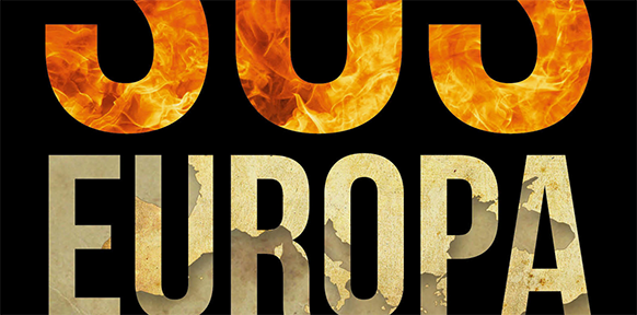 SOS Europa Letter, Buchumschlagausschnitt