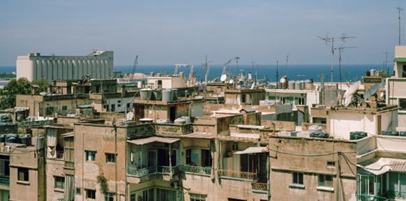 Blick auf Beirut