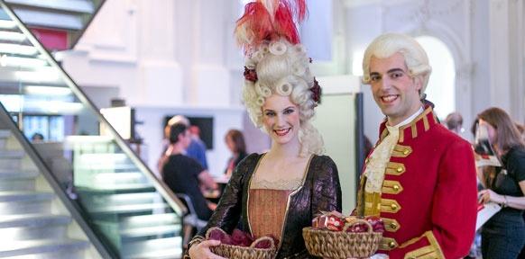 Mozart-Darsteller