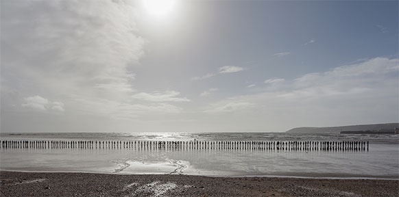 Hamish Fulton, Cornwall, 2013