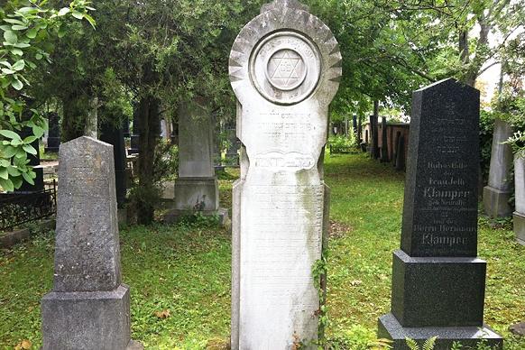 Jüdischer Friedhof, Mödling
