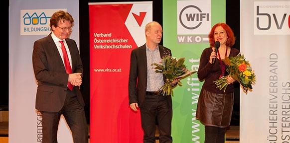 Hans Georg Nicklaus und Irene Suchy