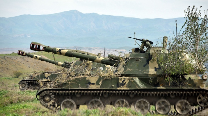 Panzerstreitkraft der Republik Bergkarabach