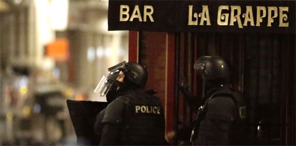 Pariser Polizei