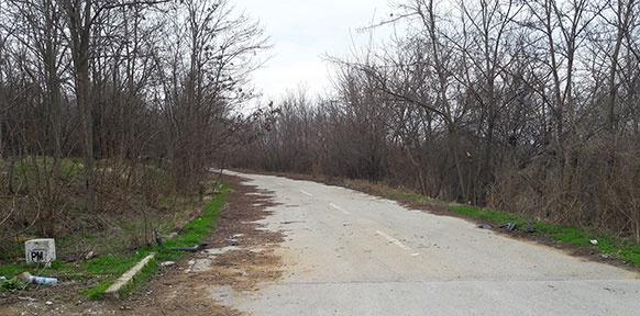Grenze Mazedonien Serbien