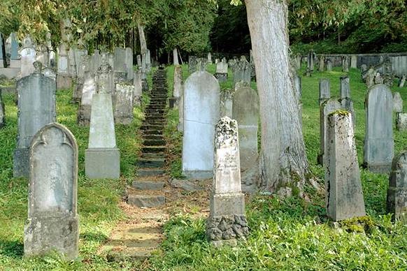 Jüdischer Friedhof, Hohenems
