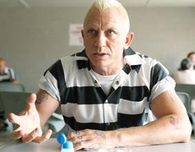 Filmszene, Häftling beim Besuchstag