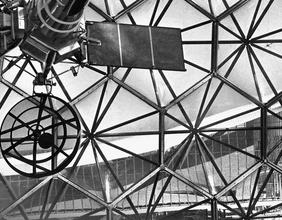 Ausstellungsstück bei der Expo 67 in Montreal