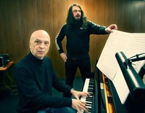 Bernhard Lang und Jonathan Meese
