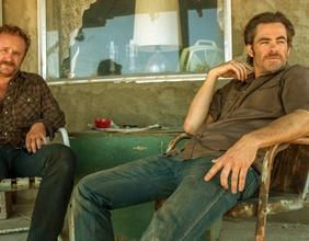 Ben Foster und Chris Pine