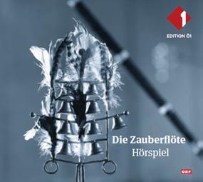Glockenspiel, im Hintergrund eine Flöte