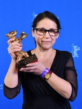 Ildiko Enyedi bei der Berlinale mit goldenem Bären