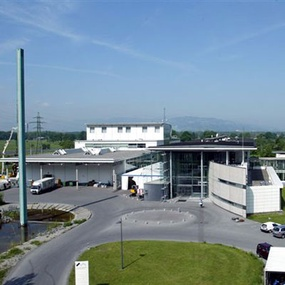 Russmedia, Gebäude Schwarzach