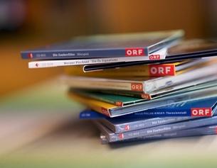 CD-Stapel