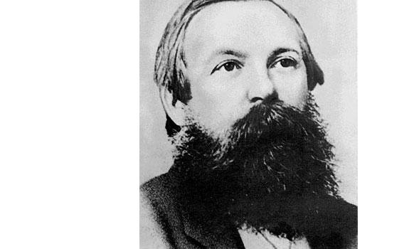 Friedrich Engels, 1862 - aabc0256cfb920b97c06a17026ee559f780e4fbd