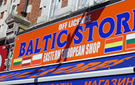 Baltic Stores in Barking