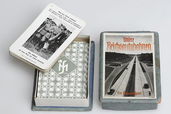 Quartett Reichsautobahn